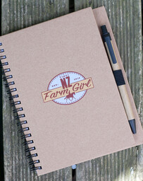NZFG A5 Notebook with Eco Pen